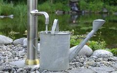 Gartenduschen for Gartendusche mit warmwasser